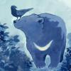 クマとカラス