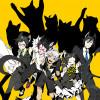 黒猫クインキャット